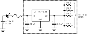 Mach Led Nhap Nhay Theo Nhac V4 So Luong Led Vo Han Dung Ic Lm324 1335 additionally 3v To 40 Volt Dc Converter Circuit further 171064026061 also LM1117 also Ic And Gate Diagram. on 4 pin oscillator