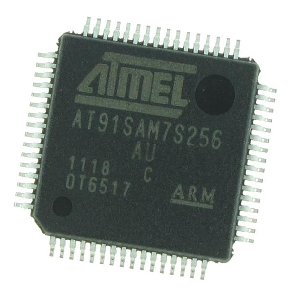 AT91SAM7S256C-AU