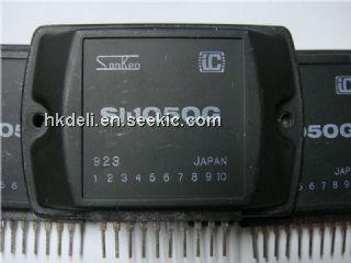 SI-1050G Picture