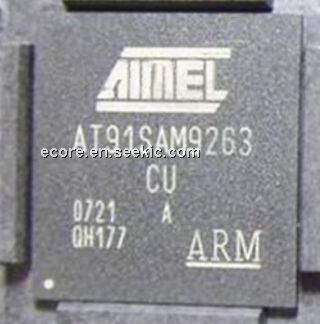 AT91SAM9263-CU Picture
