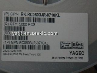 RC0603JR-0710KL Picture