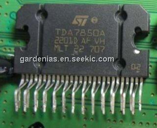 TDA7850A Picture