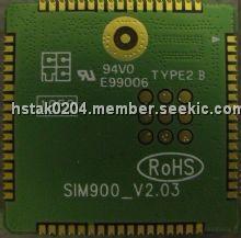 SIM900 Picture