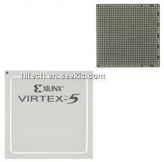 XC2VP20-4FG676I Picture
