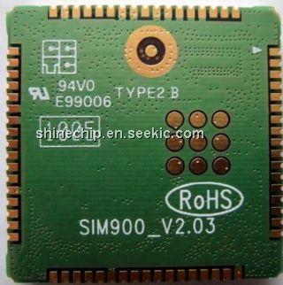 SIM900A Picture
