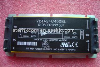 V24A24C400BL DC-DC POWER SUPPLY VICOR Picture