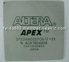 EP20K600EFC672-2X Picture