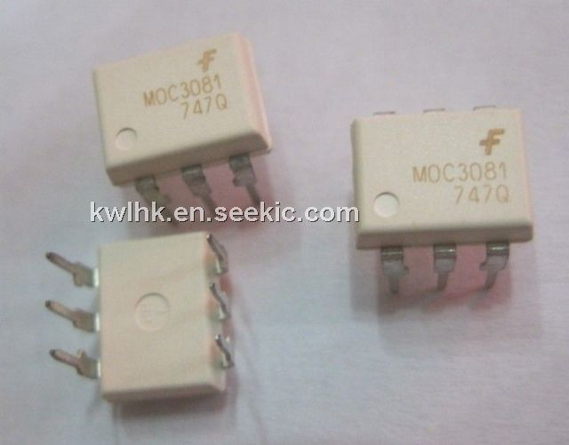 5 pieces Triac /& SCR Output Optocouplers 6Pin400V Optocoupler Zero Cross Triac Dr