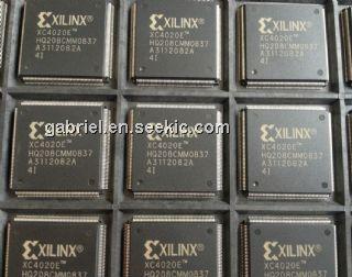 XC4020E-4HQ208I Picture