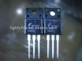 FQPF5N60C Picture