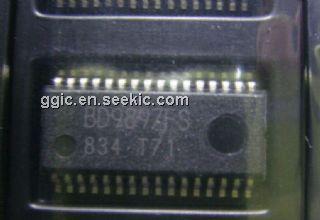 BD9897FS-E2 Picture