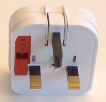 POWER CONNECTIONSACP.WHITE.5APLUG, USA-UK, WHITE, 5A detail