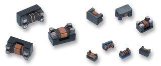 WURTH ELEKTRONIK744230900FILTER, COMMON MODE CHOKE, 50V, 550mA, SMD detail