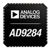 AD9284BCPZ-250 - IC, ADC, 8 bit, 250 MSPS, Parallel, LFCSP-48 detail