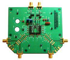 AD8432-EVALZ - NOISE AMPLIFIER EVALUATION BOARD detail
