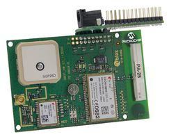 AC320011 - PICTAIL, M2M, GPS, GSM, GPRS, DAUGHTER BOARD detail