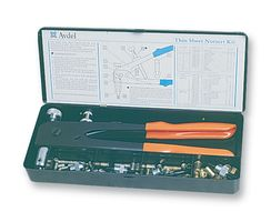 AVDEL9658-0619NUTSERT, M6, BX100 detail