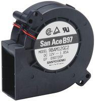 9BAM12P2J05 - DC BLOWER, 97 X 33MM, 12V detail
