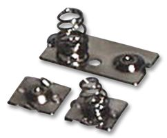 OKW (ENCLOSURES)A9176007BATTERY CLIPS, 2XAA detail