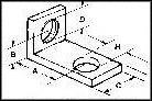 736-135-MT - MOUNTING BRACKET detail