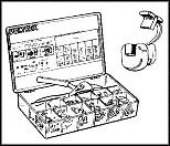 8408-SRF - STRAIN RELIEF BUSHING KIT detail