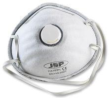 JSP2147121MASK, DUST, FFP1(S), VALVED, ODOUR detail