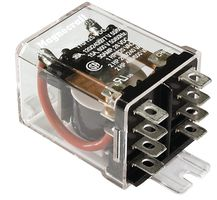 300XBXC1-24A - POWER RELAY, DPDT, 24VAC, 30A, FLANGE detail