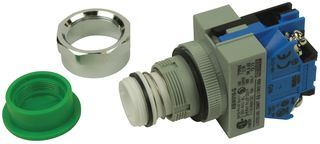 ABW310-G - SWITCH, INDUSTRIAL PUSHBUTTON, 29MM detail