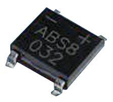 ABS8 - BRIDGE RECTIFIER, SINGLE PHASE, 1A, 800, ABS detail