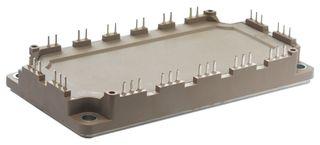 FUJI ELECTRIC7MBR30SA-060-50IGBT, 7 PACK MOD, 600V, 30A, M711 detail