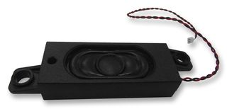 ABS-229-RC - SPEAKER, 8OHM, 2W, WIRED CONNECTOR detail