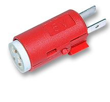 A16-12DR - LAMP, LED REPLACEMENT, RED, 6MM detail