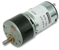82862206 - MOTOR, GEARED, 24VDC, 1.5RPM detail