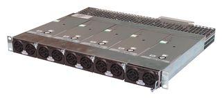 GE ENERGYACE125RUW48-Z-1ARACK, 5 BAY 6KW POWER SHELF detail