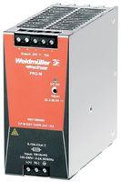 8951360000 - AC-DC CONV, DIN RAIL, 1 O/P, 250W, 10A, 24V detail
