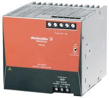 8951380000 - AC-DC CONV, DIN RAIL, 1 O/P, 1KW, 40A, 24V detail