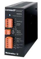 9925340024 - AC-DC CONV, DIN RAIL, 1 O/P, 160W, 6.5A, 24V detail