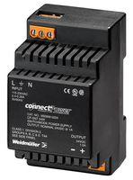 9928890005 - AC-DC CONV, DIN RAIL, 1 O/P, 10W, 2A, 5V detail
