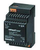 9928890024 - AC-DC CONV, DIN RAIL, 1 O/P, 24W, 1A, 24V detail