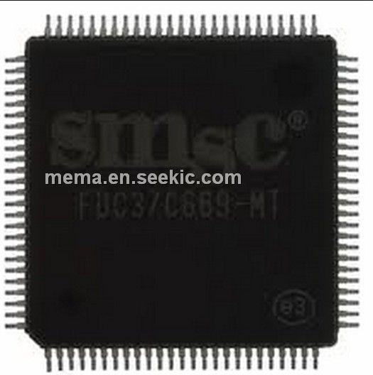 FDC37C669-MS  Compliant Super I/O FloppyDisk Controller detail
