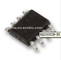 BQ2000SN-B5  programmable, monolithic IC detail