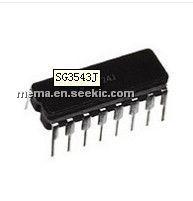 SG3543J  Voltage Supervisor detail