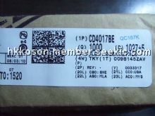 CD4017BE Picture