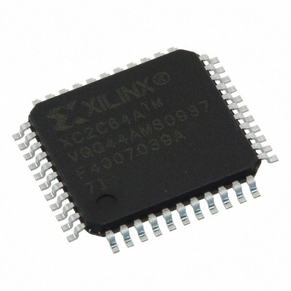 Models: XC2C64A-7VQG44I Price: 2.49-5.33 USD