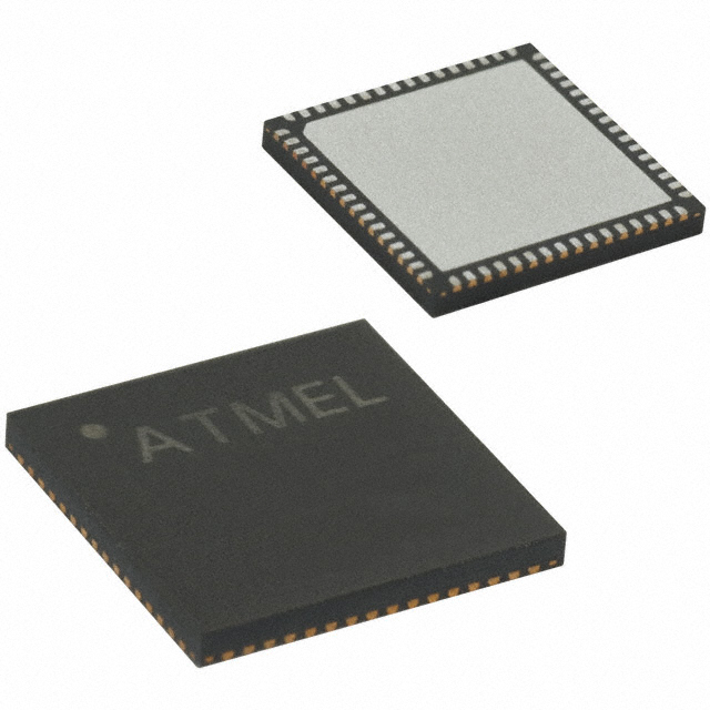 Models: ATMEGA645V-8MU