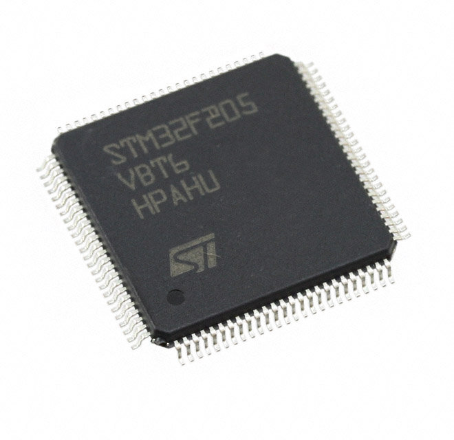 Models: STM32F205VCT6